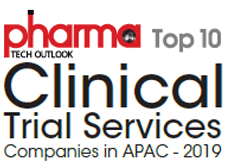Top 10 Clinical Trial Services Companies in APAC - 2019